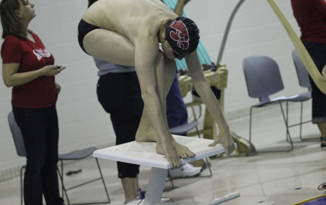 Boys Swimming vs. Cedar Falls