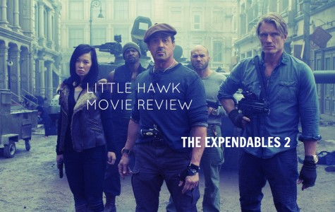 """Ow, ow, my hip!"" The Expendables 2 Review"