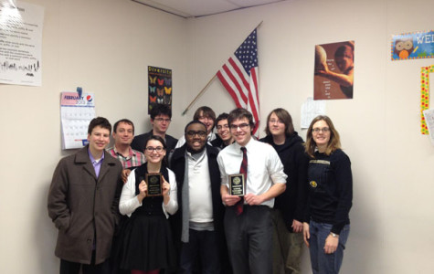 City High Debaters Win Regional District Qualifiers