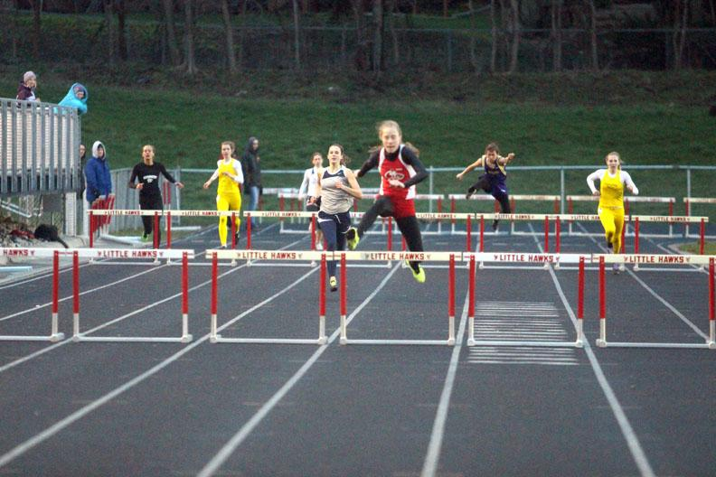 plock girls Last month plock became the first girl in state history to win the 400 hurdles at the drake relays three times in a row.