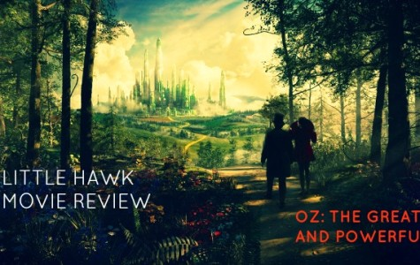 More Like 'Okay and Semi-Weak': Oz the Great and Powerful Review