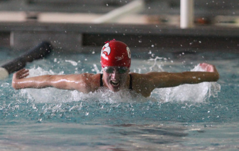 Girls Swim Team Sends Swimmers to State