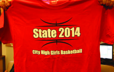 New City High state T-shirts
