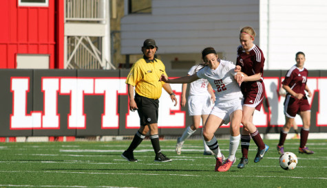Women's Soccer defeats Waterloo West 5-0
