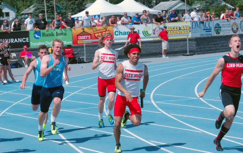 """Boys Track Ends Season With """"A Bright Future"""" Ahead"""