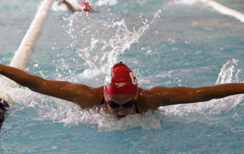 Girls' Swim Team Kicks Off Season With New Coach
