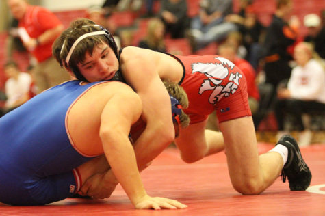 Wrestling vs Xavier/Waterloo East Recap