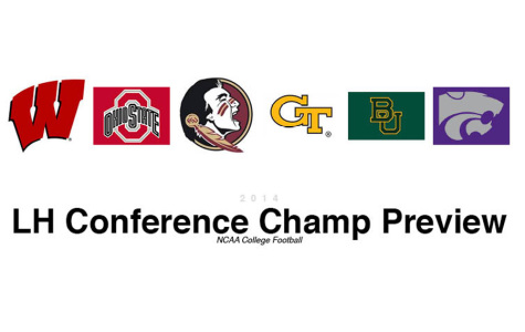 College Football Conference Championship Previews