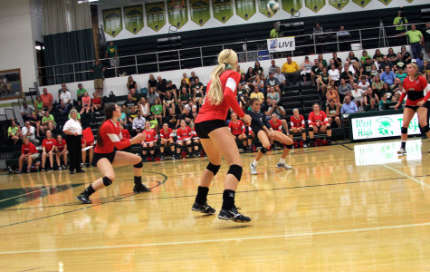 West High Takes Back The Spike 3-2