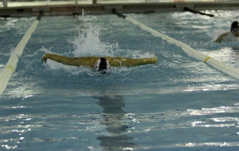 200 Medley Relay, McCafferty, Adams and Lorenger Qualify for State Swimming