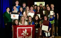Little Hawk Wins Pacemaker and Four National Individual Awards