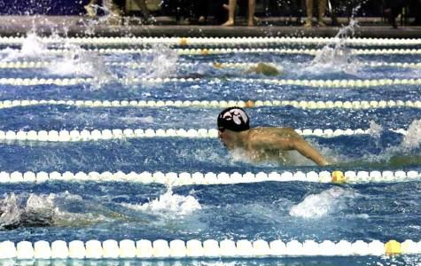 Boys Swim Team Set to Compete at Districts