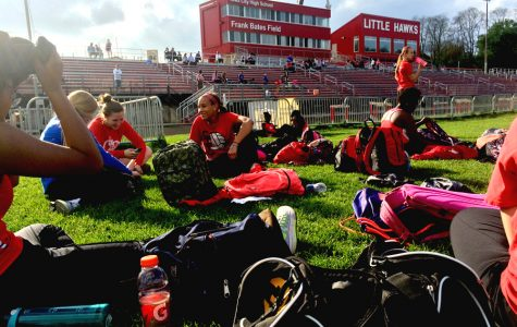 JV Girls' Track Season Comes to an End
