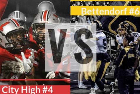 LIVESTREAM:  City vs. Bettendorf for the District Championship