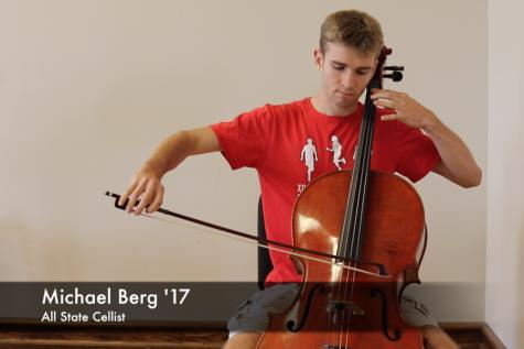 LH PROFILE:  Michael Berg on the Cello