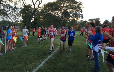 City Runner Shows Sportsmanship