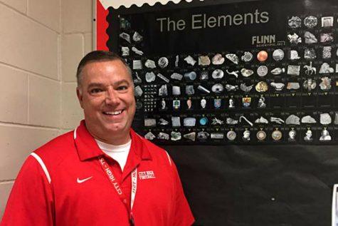New Teacher Profile: Dr. Tom Schnoebelen