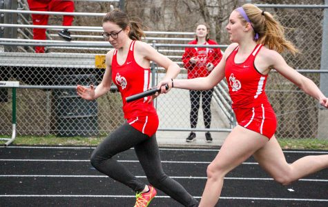 City Girls Place 3rd at West High Invitational
