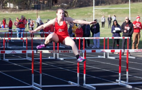 Girls Finish Second at Sherwood Relays