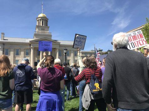 Science March on Washington: Iowa City