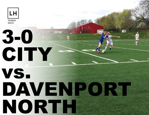 City Shuts Out Davenport North