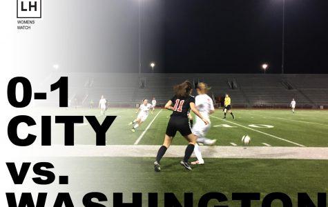 City Loses to Washington