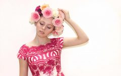 Fashion Editorial: Flower Child