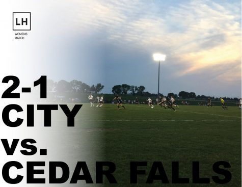 Cedar Rapids Jefferson Falls 0-4 Against City High