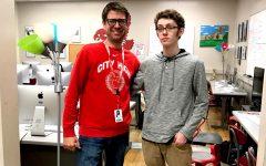 Teacher Appreciation:  Mr. Rogers