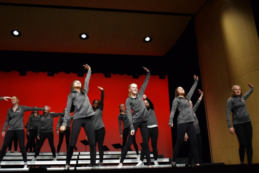 How to Be Good at Showchoir forecast