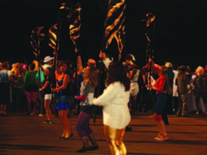 Band Closes Marching Season with Style