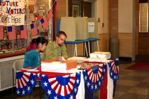 MOCK ELECTION RESULTS:  CULVER WINS STUDENT ELECTION WITH 74% OF THE VOTE