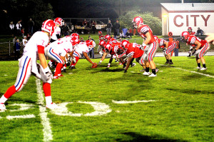 The Little Hawks travel to Marion This Friday to Take On Linn-Mar