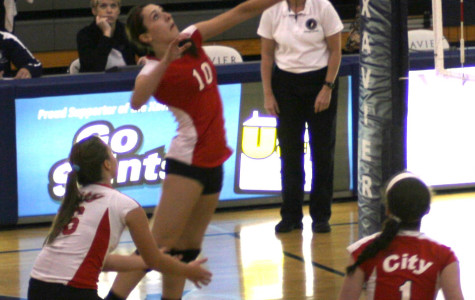Volleyball Finishes Regular Season Strong