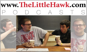 Little Hawk Podcast-Boys Golf and Football Preview
