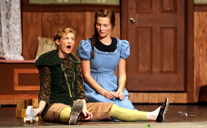 Peter Pan Begins to Fly Friday at Opstad – Photo Slide Show and Program Included