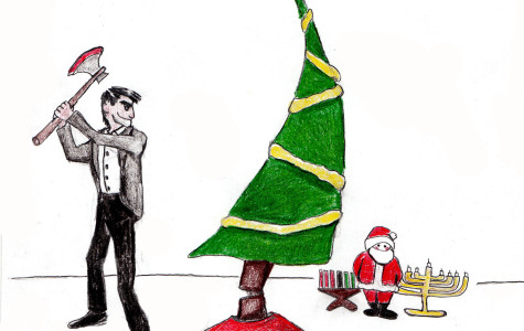 Hijacked Holidays: A Staff Editorial