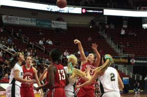 City Loses to West 55-52 in State Girls Basketball Quarterfinal