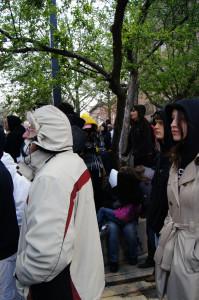 Trayvon Martin rally- Video and Slideshow