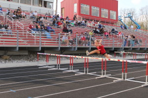 Little Hawk girls stay on undefeated track