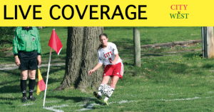 LIVE COVERAGE:  City v. West Soccer