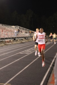 City Track Places Well At Drake