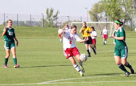 Girls Soccer Wins 10-1