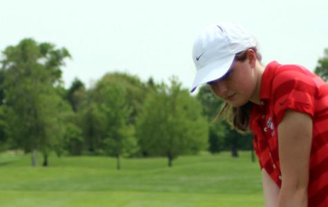 City Golf Places Third at MVC Meet