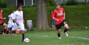 Boys Soccer beats Linn Mar 3-0: Slideshow