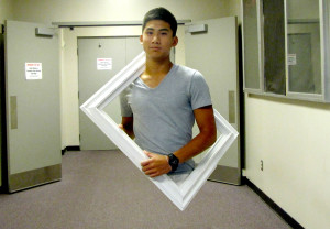 Framed by Basic Photography