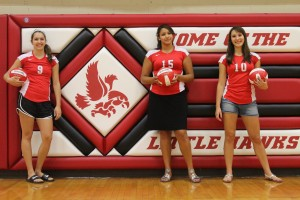 City VS. Kennedy Volleyball Preview