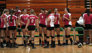 #1 Ranked City High Volleyball vs. Kennedy Slideshow