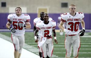 Slideshow of City High's Opening Football loss to Cedar Falls