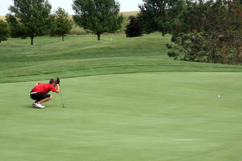 MacMillian+Leads+Boys+Golf+To+CRANDIC+Championship